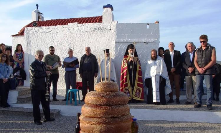 Η Εορτή του Αγίου Ισιδώρου στη Λέρο