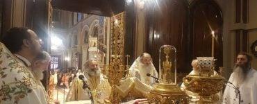 Δισαρχιερατική Θεία Λειτουργία στην Αθήνα