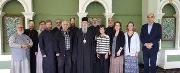 Ο Ναυπάκτου Ιερόθεος στην Πενσυλβάνια ΗΠΑ