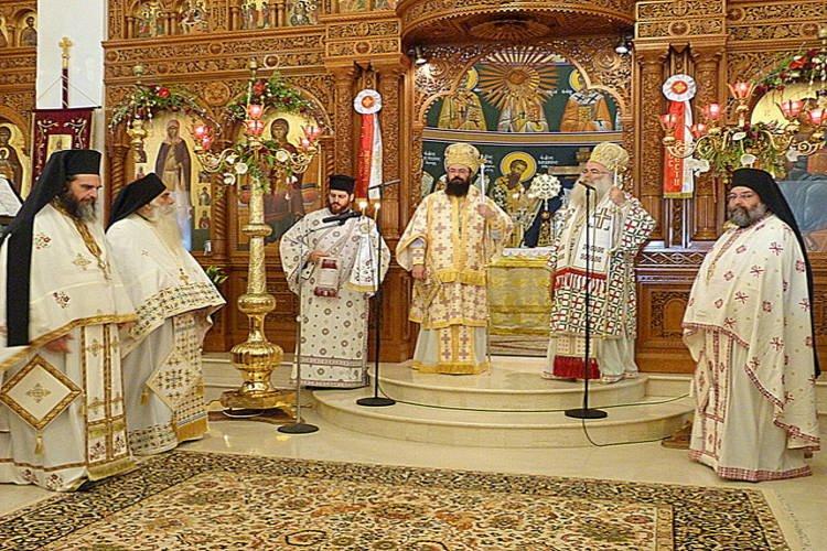 Πανήγυρις του Καθεδρικού Ναού Αγίας Φωτεινής Ιεράπετρας