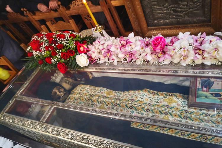 Πανηγύρισε η Ιερά Μονή Αγίου Εφραίμ Νέας Μάκρης