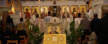 Αγρυπνία στον Άγιο Βησσαρίωνα Τρικάλων