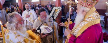 Εορτή Αγίων Ραφαήλ Νικολάου και Ειρήνης στη Μητρόπολη Βεροίας (ΦΩΤΟ)