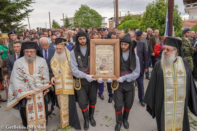 Η Παναγία Σουμελά στη Λεβαία Φλωρίνης (ΦΩΤΟ)