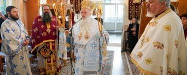Η ανακομιδή Ιερών Λειψάνων Αγίου Νικολάου στη Μητρόπολη Βεροίας (ΦΩΤΟ)