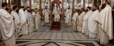 Η Μητρόπολη Χαλκίδος προσευχήθηκε για τα παιδιά που δίνουν Πανελλήνιες Εξετάσεις