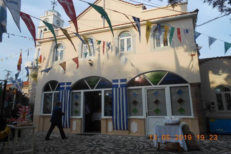 Συνεχίζονται οι Εκδηλώσεις για τον Άγιο Ισίδωρο στη Χίο (ΦΩΤΟ)
