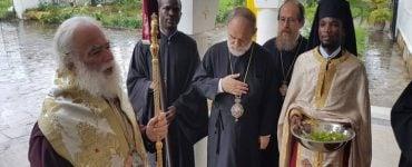 Πατριάρχης Αλεξανδρείας στην Ελληνική Παροικία του Νταρ ες Σαλααμ