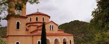 Πανήγυρις Ιεράς Μονής Αγίου Νικολάου Dalmerie