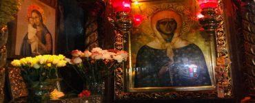 Η εορτή της Οσίας Ματρώνης στη Νέα Ιωνία (ΦΩΤΟ)