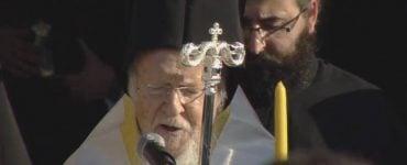 Live Εγκαίνια Κέντρου Γεροντολογίας από τον Πατριάρχη