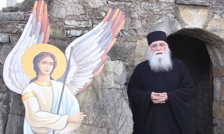 Ζωντανή μαρτυρία Αγίου Φωτός Γέροντος Νεκτάριου Μουλατσιώτη (ΒΙΝΤΕΟ)