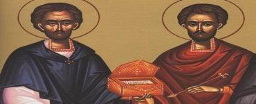 Αγρυπνία Αγίων Αναργύρων Κύρου και Ιωάννου στην Αγία Φιλοθέη Εύρεση Τιμίων Λειψάνων Αγίων Αναργύρων Κύρου και Ιωάννου