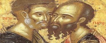 Αγρυπνία Αγίων Αποστόλων Πέτρου και Παύλου στα Τρίκαλα Εορτή Αγίων Αποστόλων Πέτρου και Παύλου