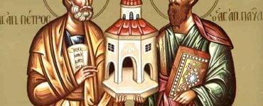 Αγρυπνία Αποστόλων Πέτρου και Παύλου στο Πήλιο Πανήγυρις Αγίων Πέτρου και Παύλου στη Μητρόπολη Αλεξανδρουπόλεως