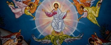 Ανάληψη του Κυρίου Για την εορτή της Αναλήψεως του Κυρίου