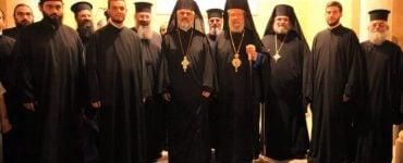 Αποφοίτηση Ιερατικής Σχολής Κύπρου 2019