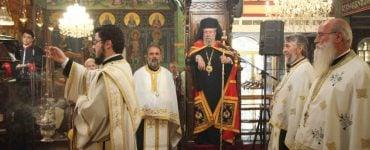Πανηγυρικός Αρχιερατικός Εσπερινός στον Άγιο Παύλο Λευκωσίας (ΦΩΤΟ)