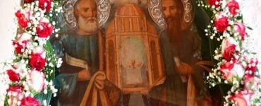 Εσπερινός Αποστόλων Πέτρου και Παύλου στο Ναύπλιο (ΦΩΤΟ)