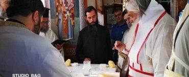 Τα Εγκαίνια του Ιερού Ναού Αγίων Ραφαήλ Νικολάου και Ειρήνης στη Φρέγκαινα Άργους (ΦΩΤΟ)