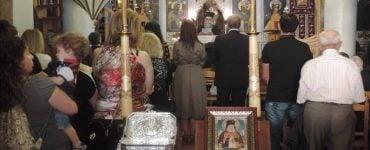 Εκδήλωση για τον Άγιο Λουκά τον Ιατρό στο Πέτα Άρτας