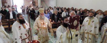 Λαμπρά πανηγύρισε η Άρτα τον Άγιο Λουκά τον Ιατρό