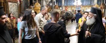 Φθιώτιδος Νικόλαος: Να διαγωνισθείτε στις εξετάσεις με πίστη στο Θεό