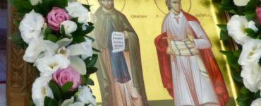 Πανήγυρις Αγίου Δημητρίου του εκ Σαμαρίνης στο Άργος Ορεστικό