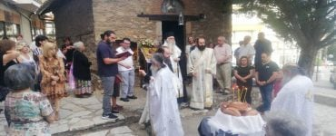 Το Γενέθλιο του Προδρόμου στο βυζαντινό Παρεκκλήσι της Καστοριάς (ΦΩΤΟ)