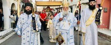 Κερκύρας Νεκτάριος: Ενωμένοι στο πρόσωπο της Παναγίας μας να αντισταθούμε