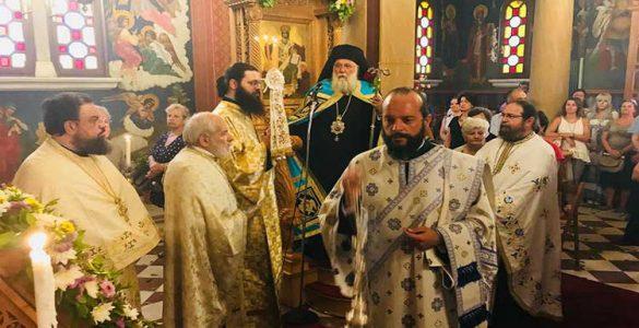 Κερκύρας Νεκτάριος: Ο εν Τριάδι προσκυνούμενος Θεός είναι η αγάπη, η αλήθεια και η πραγματική ελευθερία