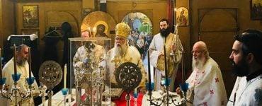 Κερκύρας Νεκτάριος: Δεν μπορούμε πουθενά αλλού να βρούμε την ενότητα εκτός από την Εκκλησία μας