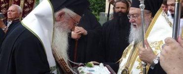 Η Κόρινθος υποδέχτηκε Ιερά Λείψανα