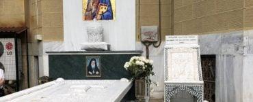 Τρισάγιο στον τάφο του μακαριστού Μητροπολίτου Λαρίσης Ιγνατίου