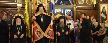 Λαμπρά εόρτασε η Μονή Παναγίας Φανερωμένης Λευκάδος