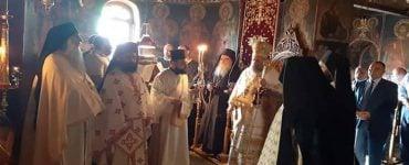 Πανηγύρισε η Ιερά Μονή Αγίων Πάντων Βαρλαάμ Μετεώρων