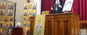 Λήξη μαθημάτων Βυζαντινής Μουσικής και Αγιογραφίας Μητροπόλεως Ναυπάκτου (ΦΩΤΟ)