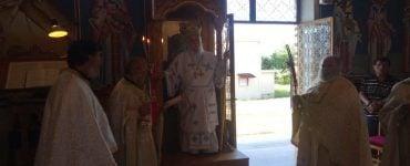 Εορτή του Αγίου Πνεύματος στη Μητρόπολη Παραμυθίας