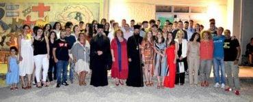 Ο Μητροπολίτης Πέτρας Γεράσιμος στην τελετή αποφοίτησης του Γενικού Λυκείου Νεάπολης