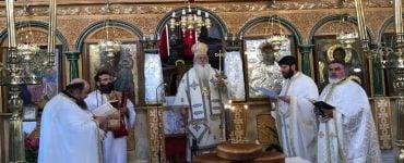 Θεία Λειτουργία στο Γενέσιο της Θεοτόκου Ξηρονομής