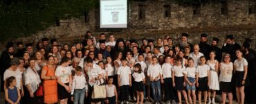 Τρίκκης Χρυσόστομος: Παιδιά μου στην καρδιά σας αντιλαλεί ο ήχος της αγάπης του Θεού