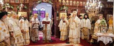 Εορτή Αγίου Λουκά του Ιατρού στη Μονή Παναγίας Δοβρά Βεροίας (ΦΩΤΟ)