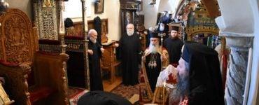 Εορτή Αγίων Κωνσταντίνου και Ελένης στο Πατριαρχείο Ιεροσολύμων