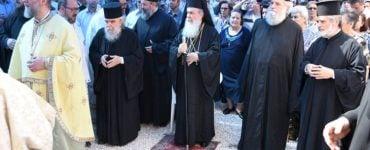Εορτή Αναλήψεως του Κυρίου στο Πατριαρχείο Ιεροσολύμων