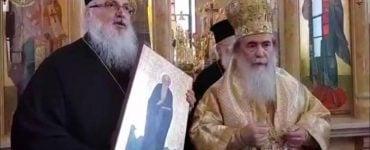 Ο Πατριάρχης Ιεροσολύμων στην Ρωσσόφωνη Κοινότητα της Ναζαρέτ
