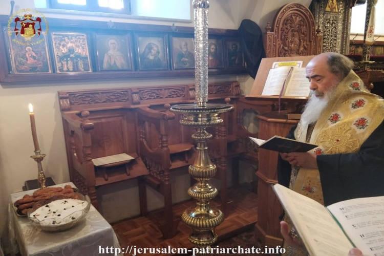 Ψυχοσάββατο στο Πατριαρχείο Ιεροσολύμων