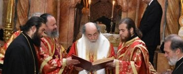 Κυριακή της Πεντηκοστής στο Πατριαρχείο Ιεροσολύμων