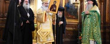 Η Εορτή του Αγίου Πνεύματος στη Νέα Ιερουσαλήμ