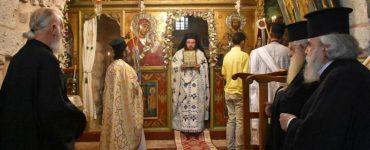 Εορτή Αγίων Πάντων στο Πατριαρχείο Ιεροσολύμων