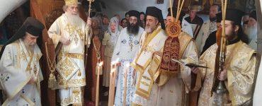 Εορτή Οσίου Ονουφρίου στο Πατριαρχείο Ιεροσολύμων